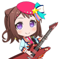 BanG Dream! Girls Band Party! Vol. 3 Sticker for LINE & WhatsApp   ZIP: GIF & PNG