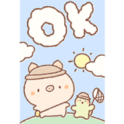 Bread Tree: Big Stickers Sticker for LINE & WhatsApp | ZIP: GIF & PNG