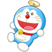 Doraemon Park Global Release Celebration Sticker for LINE & WhatsApp | ZIP: GIF & PNG