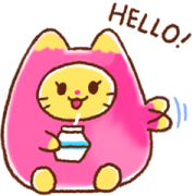 From ITZY comes WDZY! Sticker for LINE & WhatsApp | ZIP: GIF & PNG
