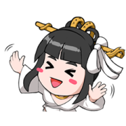 Hunters Arena: Cutie Bubbly Hunters Sticker for LINE & WhatsApp | ZIP: GIF & PNG