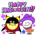 Kororin: Halloween Stickers