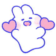 Lovely mongmong Sticker for LINE & WhatsApp | ZIP: GIF & PNG