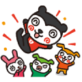 Sukiya: Sukki's Back! Sticker for LINE & WhatsApp | ZIP: GIF & PNG