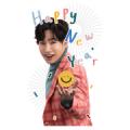 Big Surprise from Peck Palitchoke Sticker for LINE & WhatsApp | ZIP: GIF & PNG