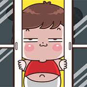 Boobib Yay Yay Sticker for LINE & WhatsApp | ZIP: GIF & PNG