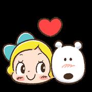 Lemon & Sugar 4 Sticker for LINE & WhatsApp | ZIP: GIF & PNG
