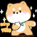 Shibung & Bingsu: Pop-Ups Sticker for LINE & WhatsApp | ZIP: GIF & PNG