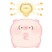 Pote Pote Kubota Chan Sticker for LINE & WhatsApp | ZIP: GIF & PNG