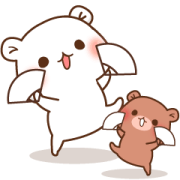 Gesukuma Small Animated Stickers Sticker for LINE & WhatsApp | ZIP: GIF & PNG