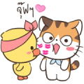 Soidow Cat Valentine Love Story