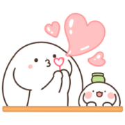Mang Sang Tokki Joyful Stickers Sticker for LINE & WhatsApp | ZIP: GIF & PNG