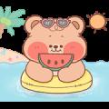 Onnie Bear Animated