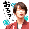 Rurouni Kenshin Movie [BIG] Stickers