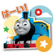 Thomas & Friends 2 Sticker for LINE & WhatsApp | ZIP: GIF & PNG