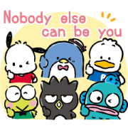 Hapidanbui Easygoing Stickers Sticker for LINE & WhatsApp | ZIP: GIF & PNG