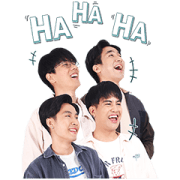 LOVEiS ENTERTAINMENT: MEAN Sticker for LINE & WhatsApp | ZIP: GIF & PNG