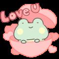 Lazynfatty – GuaGua Frog Love