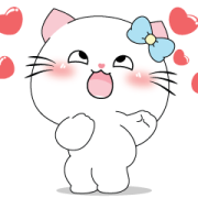 Mali: Animated Sticker for LINE & WhatsApp | ZIP: GIF & PNG