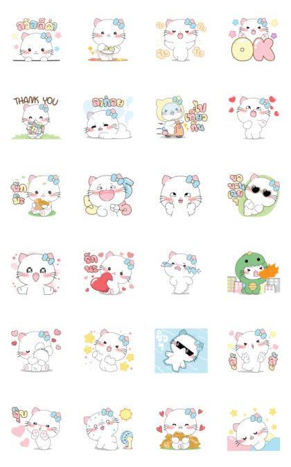 Mali: Animated Line Sticker GIF & PNG Pack: Animated & Transparent No Background | WhatsApp Sticker