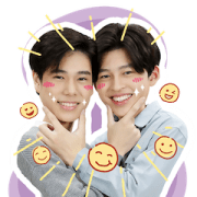 FISH UPON THE SKY Sticker for LINE & WhatsApp | ZIP: GIF & PNG