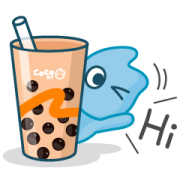 CoCo always by your side Sticker for LINE & WhatsApp   ZIP: GIF & PNG