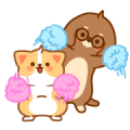 Cute and Soft! Baby Hurrybow 2