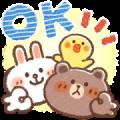 Honobono × BROWN