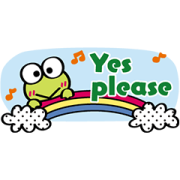 KEROKEROKEROPPI Small Stickers Sticker for LINE & WhatsApp | ZIP: GIF & PNG