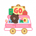 LINE Characters: Pastel Cuties Sticker for LINE & WhatsApp | ZIP: GIF & PNG