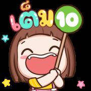 Pompam Pop-ups 2 Sticker for LINE & WhatsApp | ZIP: GIF & PNG