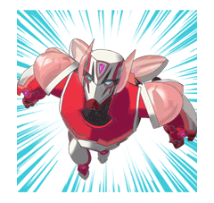 TIGER & BUNNY Sticker for LINE & WhatsApp | ZIP: GIF & PNG