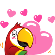 ZonZon Daily Life Sticker for LINE & WhatsApp | ZIP: GIF & PNG