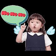 Baby Boss Sticker for LINE & WhatsApp | ZIP: GIF & PNG