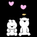Extremely Little Rabbit & Bear: Love