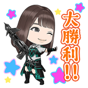 Hinatazaka 46 to Fushigi na Toshoshitsu Sticker for LINE & WhatsApp | ZIP: GIF & PNG