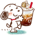 Honobono × Snoopy