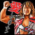 NJPW Voice Stickers