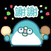 PP Mini Summer Fun Stickers Sticker for LINE & WhatsApp   ZIP: GIF & PNG