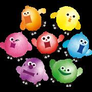 Kis-My-Ft2 Save offline sticker Sticker for LINE & WhatsApp | ZIP: GIF & PNG
