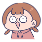 Little Unfortunate Life - Daily Crazy Sticker for LINE & WhatsApp | ZIP: GIF & PNG