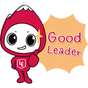 AIA Leadership Essentials (EVT) Sticker for LINE & WhatsApp | ZIP: GIF & PNG