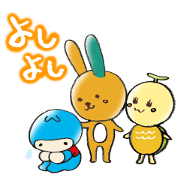Animated Kindness Stickers Sticker for LINE & WhatsApp | ZIP: GIF & PNG