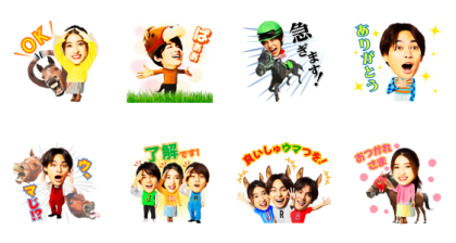 HOT HOLIDAYS! Stickers (19998) Line Sticker GIF & PNG Pack: Animated & Transparent No Background | WhatsApp Sticker