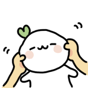Lailai & Chichi Golden Drama Stickers Sticker for LINE & WhatsApp | ZIP: GIF & PNG
