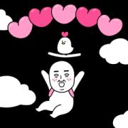 ZZALS 3 Golden Drama Stickers Sticker for LINE & WhatsApp | ZIP: GIF & PNG